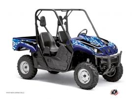 Kit Déco SSV Predator Yamaha Rhino Bleu