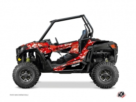 Kit Déco SSV Predator Polaris RZR 900 Rouge