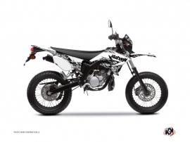 Kit Déco 50cc  MBK Xlimit Blanc