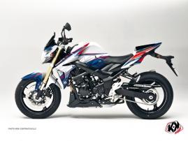 kit d co moto profil suzuki gsr 750 blanc. Black Bedroom Furniture Sets. Home Design Ideas