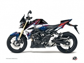 Kit Déco Moto Profil Suzuki GSR 750 Noir