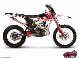 GASGAS 125 EC Dirt Bike Pulsar Graphic Kit