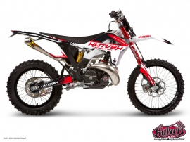 GASGAS 250 ECF Dirt Bike Pulsar Graphic Kit
