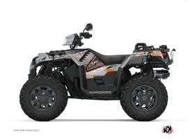 Kit Déco Quad Redrock Polaris 1000 Sportsman XP S Forest Gris Orange