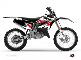 Kit Déco Moto Cross Replica Yamaha 125 YZ Rouge