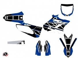 Yamaha 250 YZ Dirt Bike Replica Graphic Kit Blue