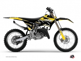 Yamaha 250 YZ Dirt Bike Replica Graphic Kit Yellow