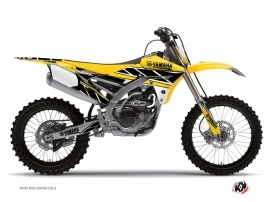 Kit Déco Moto Cross Replica Yamaha 450 YZF Jaune