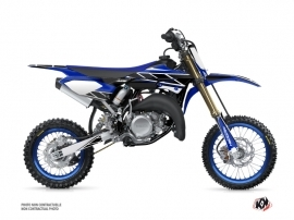 Yamaha 65 YZ Dirt Bike Replica Graphic Kit Blue