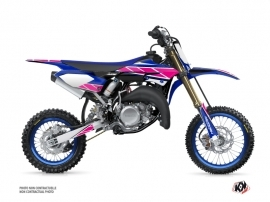 Yamaha 65 YZ Dirt Bike Replica Graphic Kit Pink