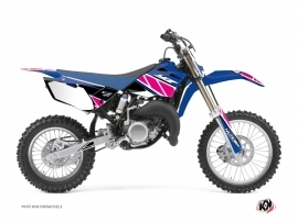 Yamaha 85 YZ Dirt Bike Replica Graphic Kit Pink