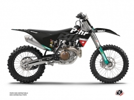 Kit Déco Moto Cross Replica Bihr Husqvarna 450 FC