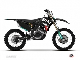 Honda 450 CRF Dirt Bike Replica Bihr Graphic Kit