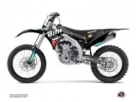 Kit Déco Moto Cross Replica Bihr Kawasaki 450 KXF
