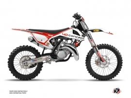 Kit Déco Moto Cross Replica BOS KTM 250 SX