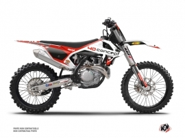 Kit Déco Moto Cross Replica BOS KTM 250 SXF