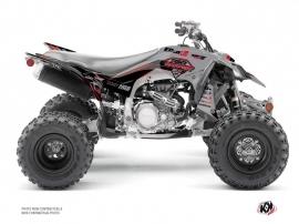 Kit Déco Quad Replica By Rapport K20 Yamaha 450 YFZ R Gris Noir
