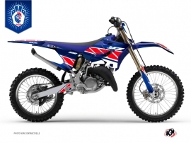 Yamaha 250 YZ Dirt Bike Replica France 2018 Limited Edition Graphic Kit