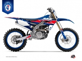 Yamaha 450 YZF Dirt Bike Replica France 2018 Limited Edition Graphic Kit