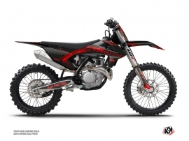 KTM 250 SXF Dirt Bike Replica Thomas Corsi Graphic Kit