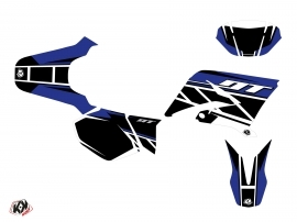 Yamaha DT 50 50cc Replica Graphic Kit Blue