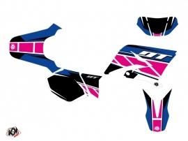 Yamaha DT 50 50cc Replica Graphic Kit Pink