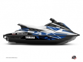 Kit Déco Jet-Ski Replica Yamaha EX Blanc Bleu