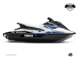 Kit Déco Jet-Ski Replica Yamaha EX Blanc Bleu LIGHT