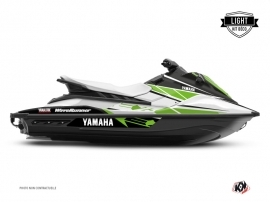 Kit Déco Jet-Ski REPLICA Yamaha EX Blanc Vert LIGHT