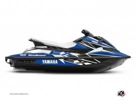 Kit Déco Jet-Ski Replica Yamaha EX Bleu