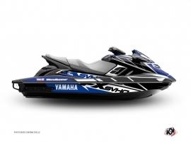 Kit Déco Jet Ski Replica Yamaha FX Bleu