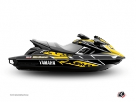 Kit Déco Jet Ski Replica Yamaha FX Jaune