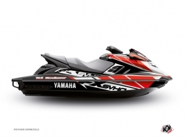 Kit Déco Jet Ski Replica Yamaha FX Rouge