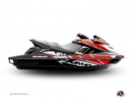 Kit Déco Jet-Ski Replica Yamaha FX Rouge