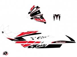 Yamaha FX Jet-Ski Replica Graphic Kit Red