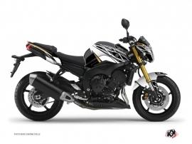 Kit Déco Moto Replica Yamaha FZ 8 Marron