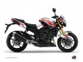 Kit Déco Moto Replica Yamaha FZ 8 Rouge