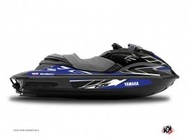 Kit Déco Jet Ski Replica Yamaha FZR-FZS Bleu