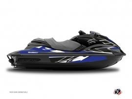 Yamaha FZR-FZS Jet-Ski Replica Graphic Kit Blue