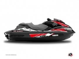 Kit Déco Jet Ski Replica Yamaha FZR-FZS Rouge