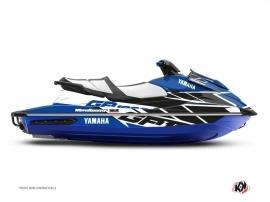 Kit Déco Jet Ski Replica Yamaha GP 1800 Bleu