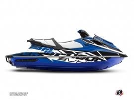 Kit Déco Jet-Ski Replica Yamaha GP 1800 Bleu