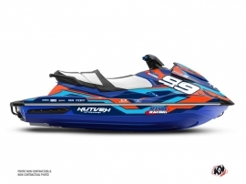 Yamaha GP 1800 Jet-Ski Replica Cyrille Lemoine Graphic Kit 2018