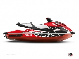 Kit Déco Jet Ski Replica Yamaha GP 1800 Rouge