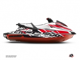 Kit Déco Jet-Ski Replica Yamaha GP 1800 Rouge