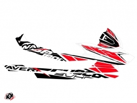 Kit Déco Jet-Ski Replica Yamaha GP 1800 Rouge