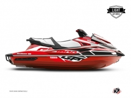 Kit Déco Jet-Ski Replica Yamaha GP 1800 Rouge LIGHT