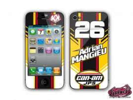 Kit Déco Accessoires REPLICA KUTVEK Stickers iPhone