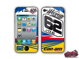 KUTVEK Stickers iPhone Accessories REPLICA Graphic kit