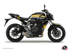 Kit Déco Moto Replica Yamaha MT 07 60th Anniversary